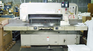 "46"" Polar-Mohr Standard 115 Computerized Paper Cutter"